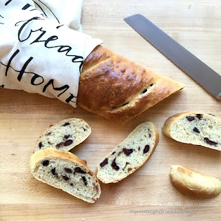 2-2-2 Olive Bread (French Bread)