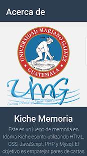 KicheMemoria - náhled