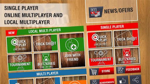Real Carrom 3D : Multiplayer 2.1.2 Screenshots 2