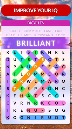 Wordscapes Search screenshot 1
