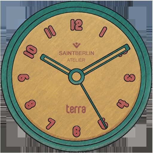 Terra Clock Widget