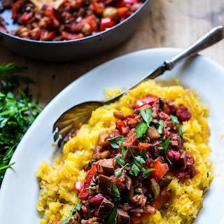 Eggplant Spaghetti Squash Recipes