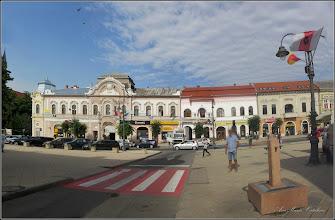 Photo: Piata Republicii, Nr.15 - fostul Palat al Postelor si Finantelor - monument istoric, Nr.14, Nr.13 - 2017.07.01