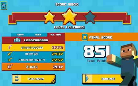 Diverse Block Survival Game C16.6s screenshot 641206