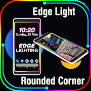 Edge Border Light Rounded Corner