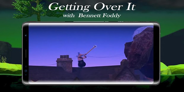 Game Getting Over It Guide - náhled