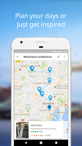 Google Trips screenshot 4