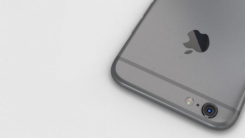 Создание 3д модели айфон, моделирование айфона