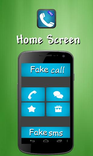 Fake Call-Fake Call Fake SMS