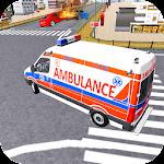 Ambulance Rescue Fun 3D ? Icon