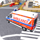 ambulance secours amusement