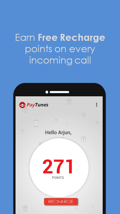 PayTunes - Free Recharge- screenshot