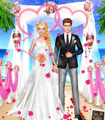 Seaside Wedding Salon Girl SPA 1.5 Screenshots 6