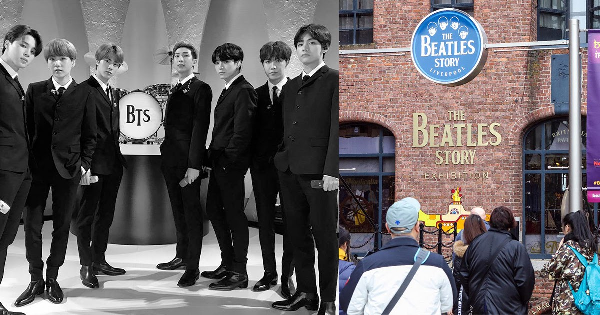 The Beatles Museum In U.K. Officially Extends An Invite For BTS To Visit