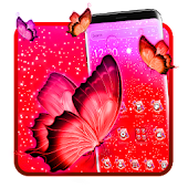Colorful Butterfly Theme Android APK Download Free By Cool Launcher Themes & Live Wallpapers