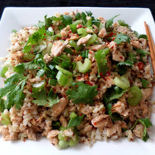 Healthy Salmon And Brown Rice Recipes.