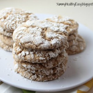 Easy {Low Fat} Cool Whip Cookies