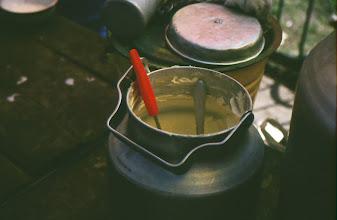 Photo: 03080 ウランバートル/風景/ダライ・エージ(海の母)/食料品専門の市場