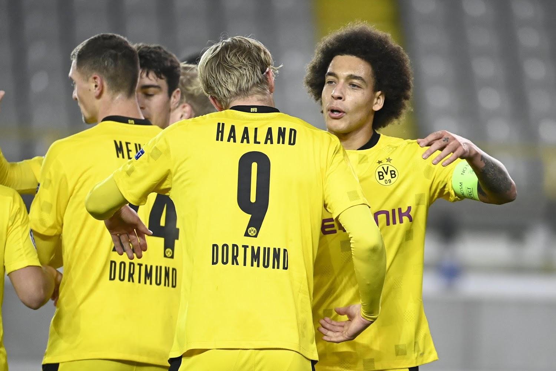 Axel Witsel dans la liste des joueurs sur le départ à Dortmund ? - Walfoot.be