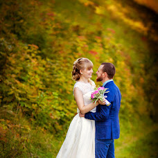 Wedding photographer Nataliya Zhmerik (NJmerik). Photo of 18.10.2016