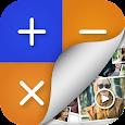 Calculator Lock -Photo Vault, Video Lock,App Hider icon