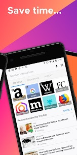 Firefox Browser – fast & private 5