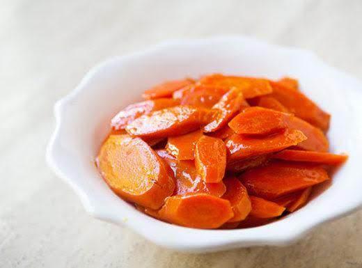 Mom's Glazed Carrots Recipe