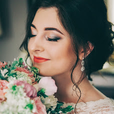 Wedding photographer Yuliya Petrova (Petrova). Photo of 01.05.2018