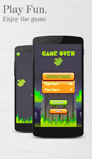Flying Dino - Flappy Adventure - náhled