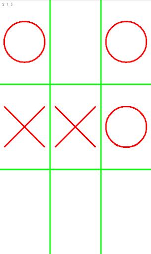 井字遊戲簡易版