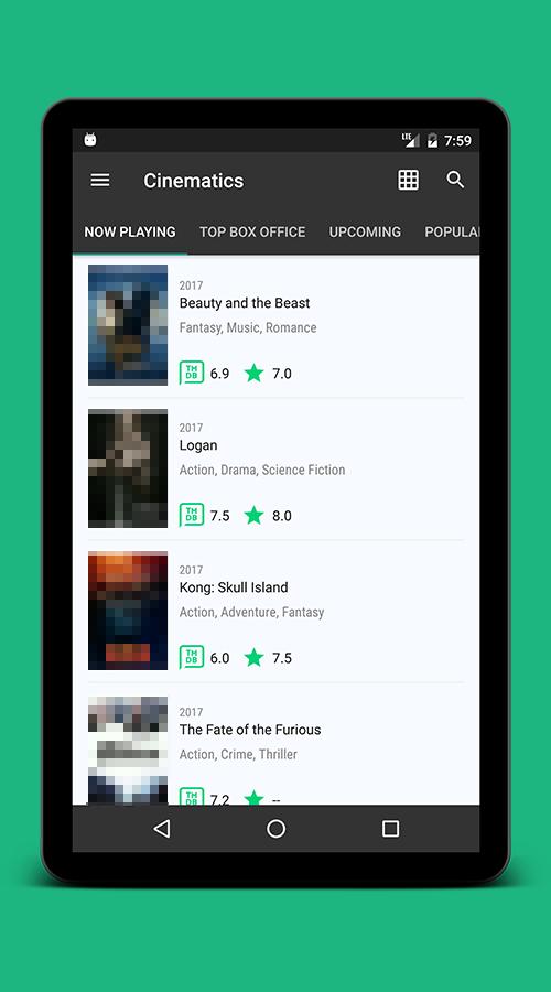 Cinematics: The Movie Guide Screenshot 8