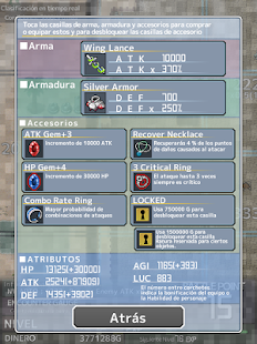 Inflation RPG: miniatura de captura de pantalla