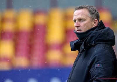 """John van den Brom déterminé : """"Le Club de Bruges est la seule équipe du top que nous n'avons pas encore réussi à battre cette saison"""""""