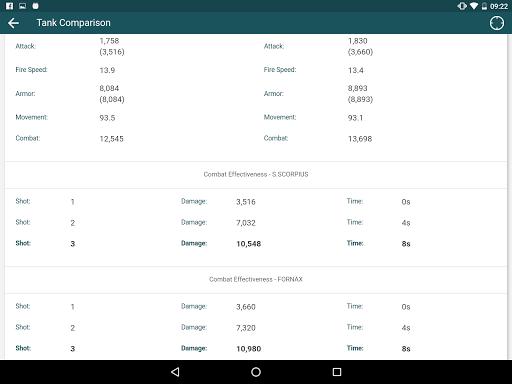 Iron Force Calculator - IFTUC apkmind screenshots 13