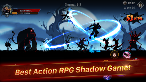 Shadow Fight Heroes - Dark Souls Stickman Legend 2.1 screenshots 1