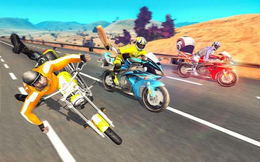 Bike Attack Race : Highway Tricky Stunt Rider 5.1.03 screenshots 4