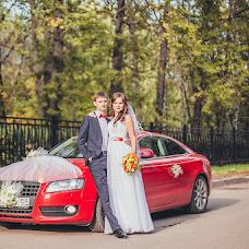 Wedding photographer Anastasiya Kostromina (akostromina). Photo of 03.10.2016