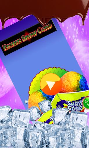 Frozen Snow Cones