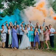 Wedding photographer Irina Musonova (Musphoto). Photo of 13.10.2017