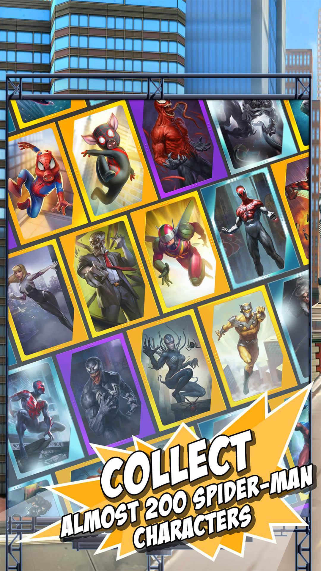 Spider-Man Unlimited screenshot #2