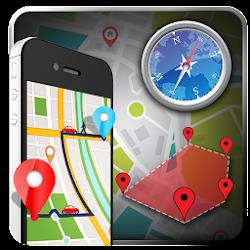 Live Maps, GPS Navigations & Compass