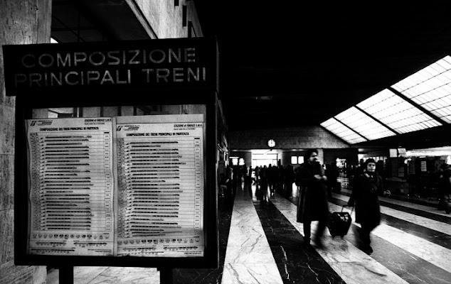 Firenze  Stazione di pierluigi lottini