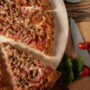 Large Meat Amore Pizza (5 Toppings)