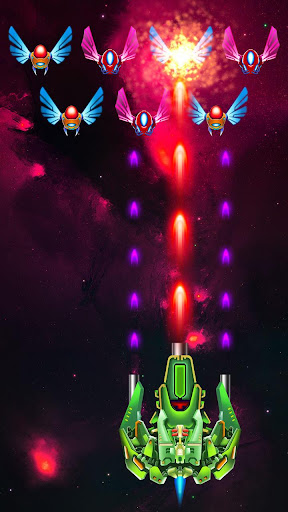 Galaxy Attack : Alien Shooter  captures d'écran 1