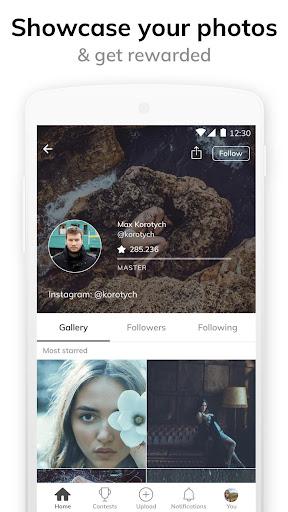 AGORA images: Make money with your photos Apk apps 2