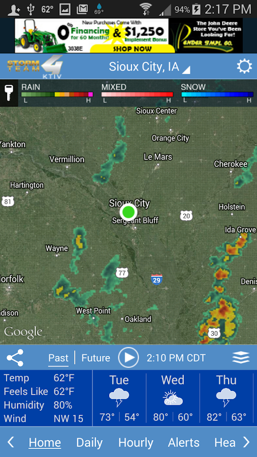 Storm Team 4- screenshot