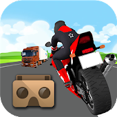 Traffic Highway Rider VR
