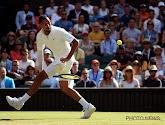 Nick Kyrgios heeft zich geplaatst voor de volgende ronde op de Australian Open dankzij onder meer een heerlijk punt