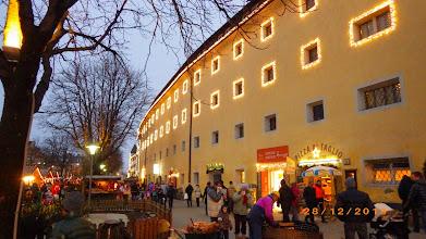 Photo: Weihnachtsmarkt Bruneck, 28.12.13