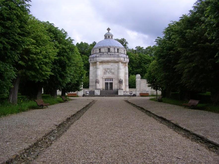 Mauzoleum Krasna Horka